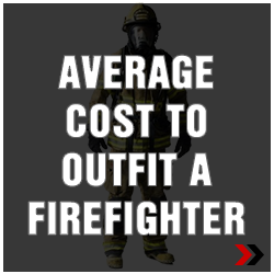See How Much It Cost To Outfit A Firefighter